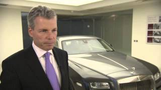 Rolls-Royce Motor Cars celebrates 4th year of record sales and new jobs announcement