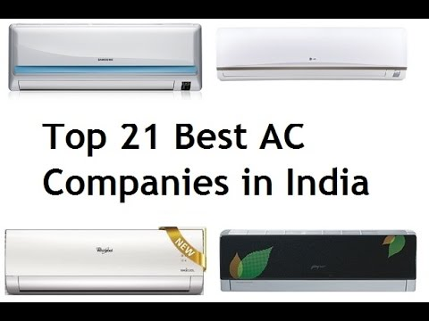 10 Best Air Conditioner Ac Brands In India 2017 With