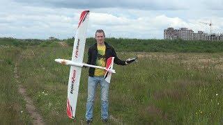 Большой Радиоуправляемый Самолет В Деле ... Тест Volantex Ranger 2000 V757-8