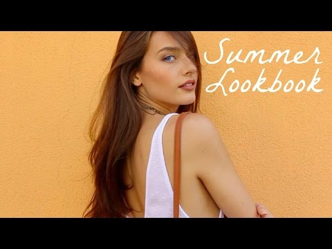 NYC Summer Lookbook 2016   Jessica Clements
