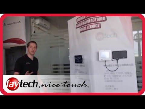 faytech Factory Tour at Global Headquarters Shenzhen China