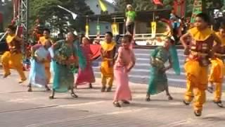 Tarian Tamil - Permata Seni Tari