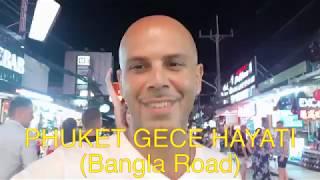 Phuket Gece Hayatı Tavsiyeler