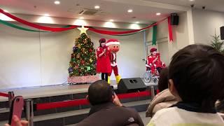 神戸アンパンマンミュージアムでドリーミングのコンサートがありました。