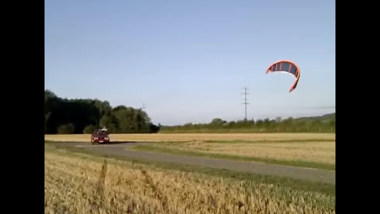 how to make a kite fly without wind