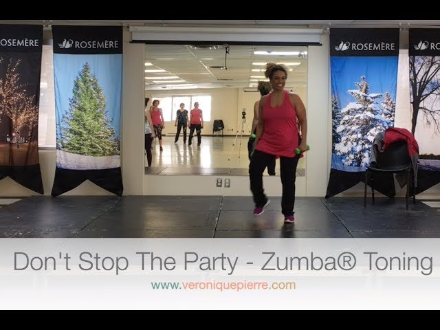 Don't Stop The Party - Zumba(r) Toning à Rosemère