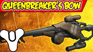 Destiny - How To Get Queenbreakers Bow - Exotic House of Wolves Gameplay (Exotic Bounty)