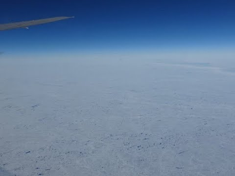 United Airlines Boeing B777; Newark to Hong Kong; 16 hours via North Pole