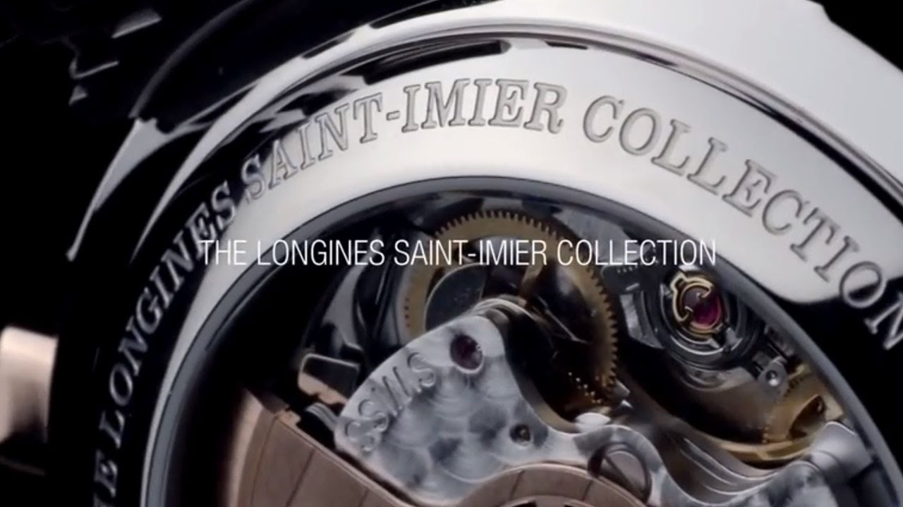 Download The Longines Saint-Imier Collection