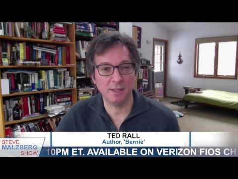 Malzberg   Lib. Cartoonist Ted Rall: Hillary Unlikeable, Should Call In Sick And Hope For The Best