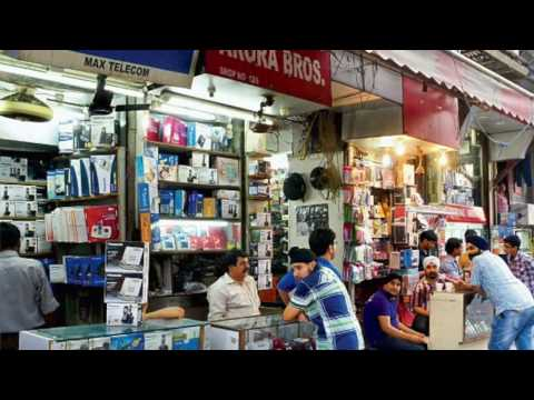 delhi Gaffar Market electronics hub | hindi | what is all about