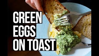 GREEN EGGS NO HAM