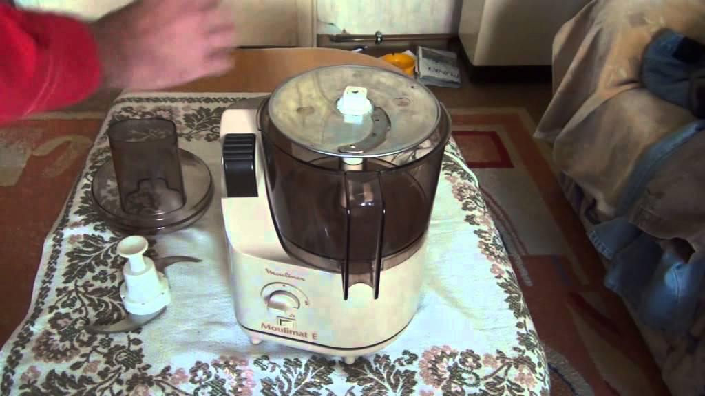 Kuchenmaschine Moulinex Moulimat E Type