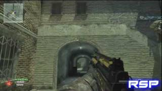 Mw2 Glitch: 2 Ways to Shotgun Jump Out of Skidrow [No Elevator] [HD]