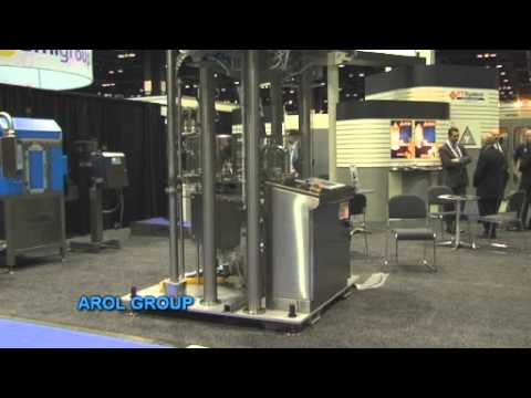 Automated By B&R - AROL Group @ Pack Expo 2010