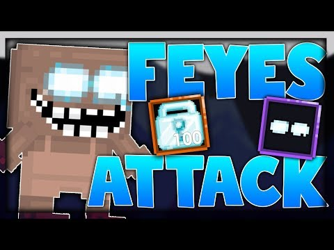 Growtopia   LARGEST FOCUSED EYES ATTACK!!