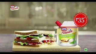 Dr.Oetker FunFoods Veg Mayonnaise @ Rs. 35