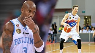 NBA : Marbury Vs Fredette fight in China