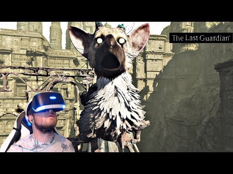 The Last Guardian VR Demo Walkthrough - INCREDIBLE TRICO | PSVR PS4 Pro Gameplay