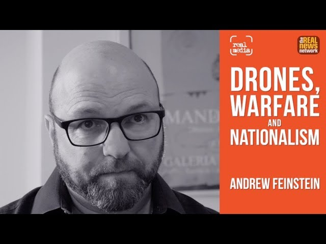 Real Media: Drones, Nationalism and the Future of Warfare