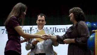 Английский в Киеве: Toastmasters Ukraine: Winning Ceremony at  Speech Contest, 2011.(Английский в Киеве: Toastmasters Ukraine: Winning Ceremony at All-Ukrainian Speech Contest, 2011. LINK = http://youtu.be/QHhTET0c5O0 7th All-Ukrainian ..., 2011-04-17T07:55:37.000Z)