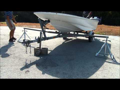 Totalboat Trailer Mounted Boat Lift Doovi