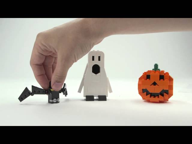 Building Tips for Halloween - LEGO Creator