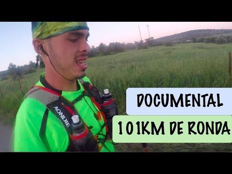 DOCUMENTAL 101 km de Ronda 2018