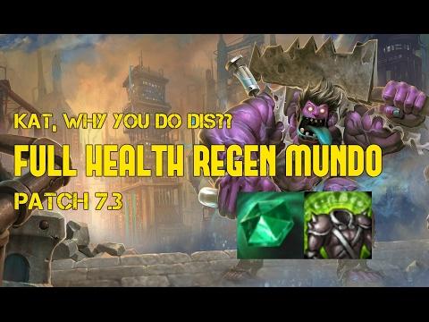 Mundo 6000+ Health Build!
