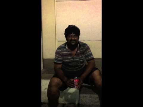 He's Back - Singapore MRT Tamil Singer