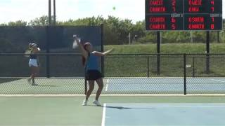 Highlights: ONW Girls Tennis Round Robin   September 10, 2018