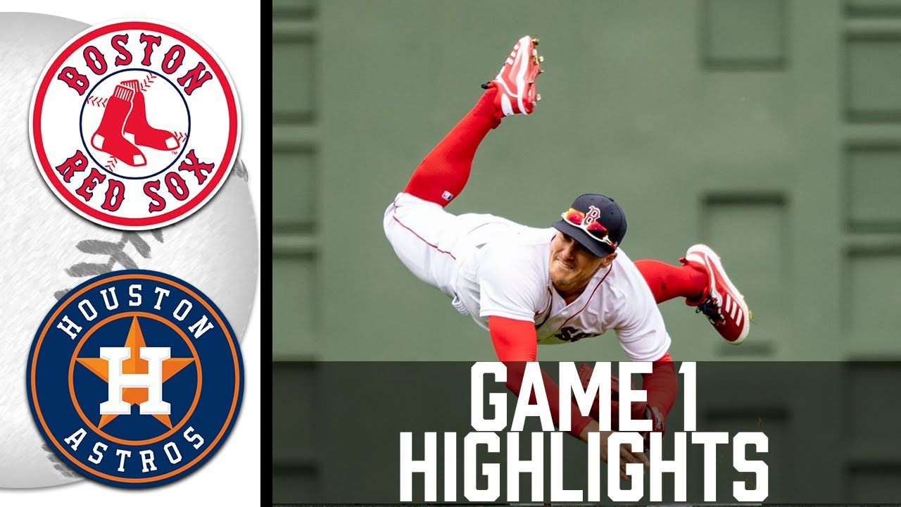 Download Red Sox vs Astros Game 1 Highlights | MLB 2021