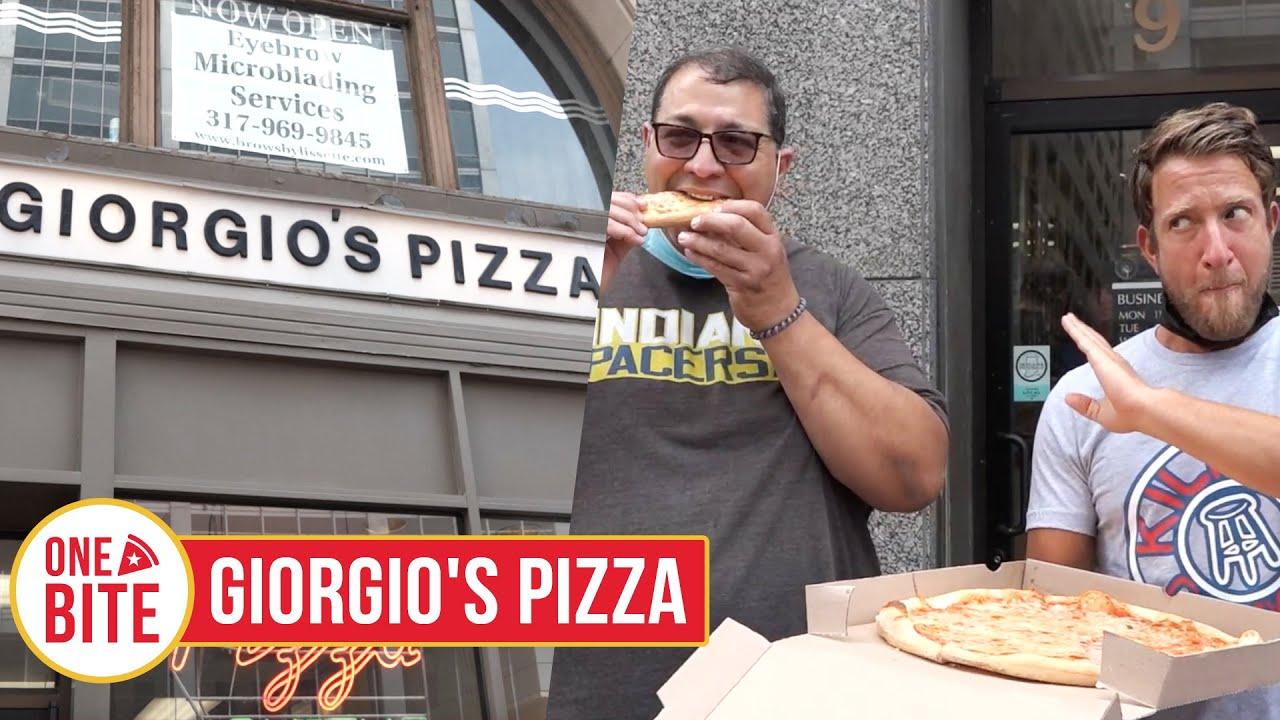 Barstool Pizza Review - Giorgio's Pizza (Indianapolis, IN)