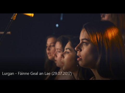 Fáinne Geal An Lae - Dawning Of The Day (Raglan Road) - Beo/Live