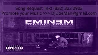 07 Eminem The Way I Am Slowed Down Mafia @djdoeman