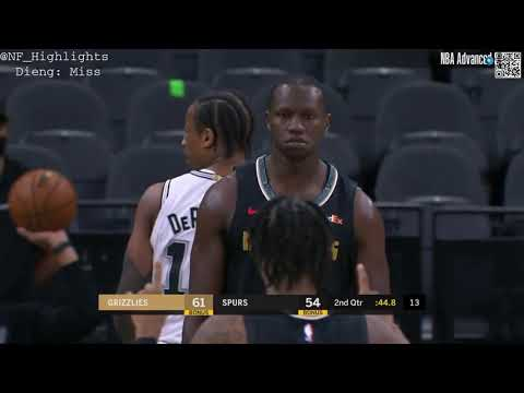 Gorgui Dieng  15 PTS 7 REB: All Possessions (2021-01-31)