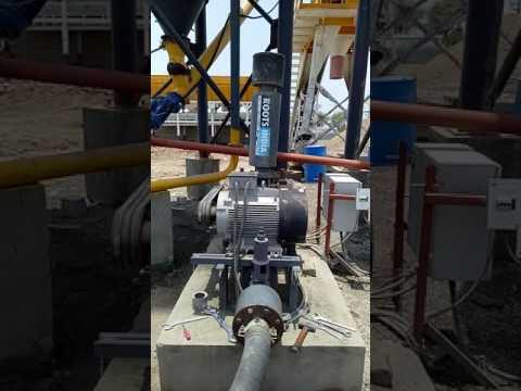 Cement flyash feeding system Bulker unloading system