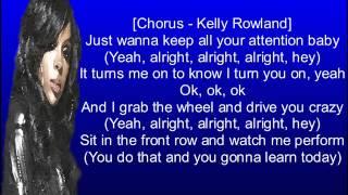 Ludacris & Kelly Rowland   Representin Explicit