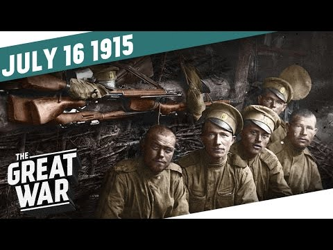 The Tumbling Giant - Russia's Army On The Verge Of Collapse I THE GREAT WAR Week 51