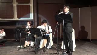 2012/4/14 [sat] 広島メルパルクホールにて 香川豊 中本舞の結婚式が行われまし...