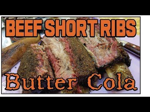 Beef Short Ribs 1st Place KCBS Comp Butter Cola BBQ How-To BBQ Champion Harry Soo SlapYoDaddyBBQ.com