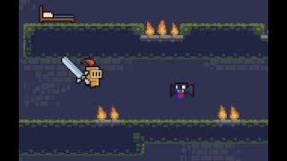 Sleepy Knight Game Walkthrough