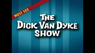 MUST SEE - 2 Dick Van Dyke Shows - Both In Living Color