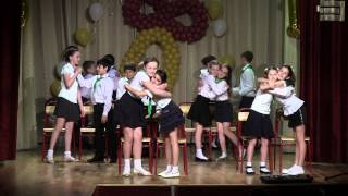 Выпускной вечер 4 класса, 2014