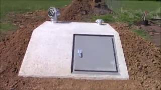 Bunker installation