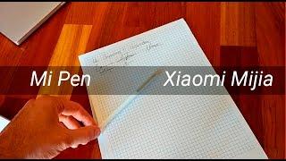 Mi Pen, el bolígrafo de Xiaomi Mijia - Unboxing