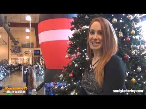 Harley Davidson Christmas Gift 2017