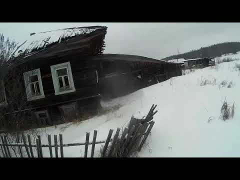 Умирающие деревни Вятки