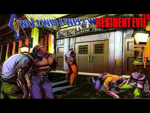 Resident Evil - How The Raccoon City Police Department Fell