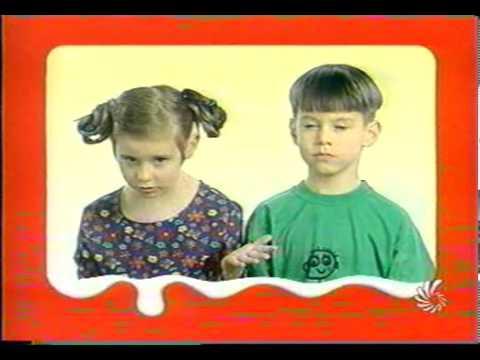 Реклама Kinder Surprise (2000 год)